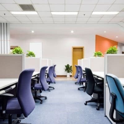 Office Cleaning Services -