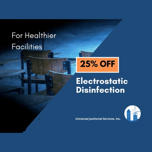 Disinfection Services offer